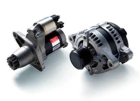 Toyota Starter by Genuine Oem Starter And Alternator For Your Toyota