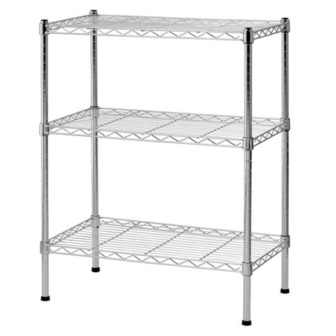 metal storage rack shelving units storage racks the home depot canada