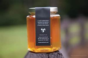 design honey labels the summer house With design your own honey jar labels