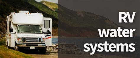 understanding   rv water systems