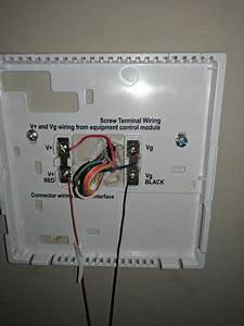 Ecobee3 With Carrier Wiring - Hvac