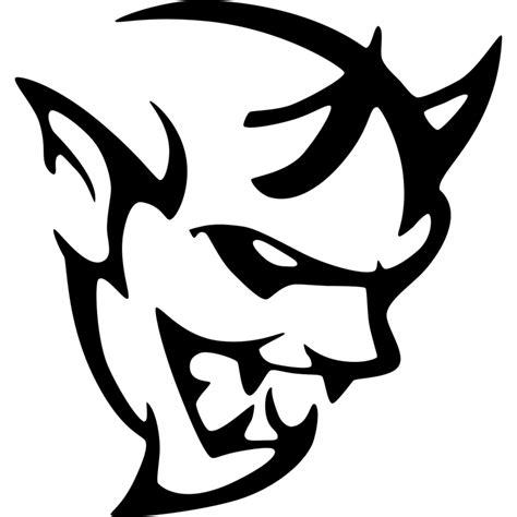 dodge logo vector a dodge challenger srt demon is coming