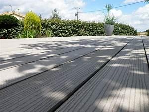 Terrasse Wpc Grau : terrasse holz glatt oder geriffelt ~ Markanthonyermac.com Haus und Dekorationen