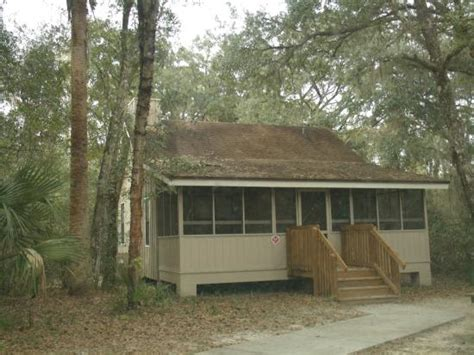 springs in florida with cabins park cabin for rent foto di blue state park