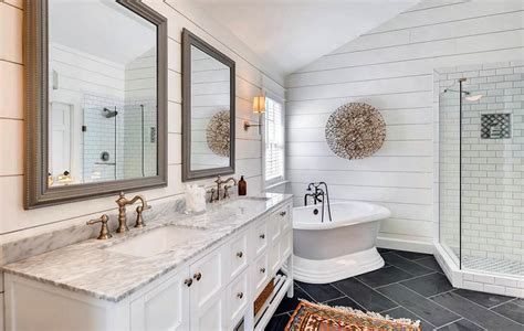 shiplap bathroom ideas designing idea