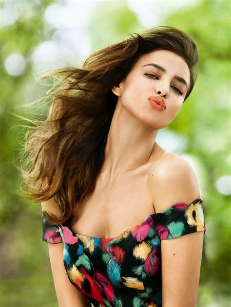 irina shayk cosmopolitan magazine photoshoot hawtcelebs
