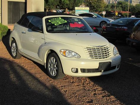 2006 Chrysler Pt Cruiser Touring 2dr Convertible In Sedona