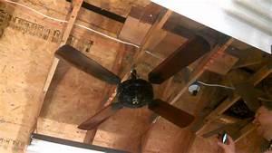 Westinghouse Sidewinder Antique Ceiling Fan  Fan  3