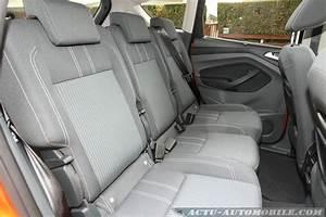 Ford C Max Coffre : essai ford c max 1 6 tdci 115 bilan galerie photos actu automobile ~ Melissatoandfro.com Idées de Décoration