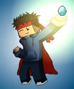 Minecraft Cartoon Avatar