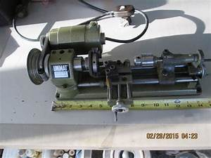 A mini metal lathe. US $101.00 Used in Business ...