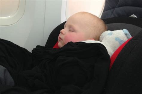 Should You Bring A Baby Car Seat On The Airplane?