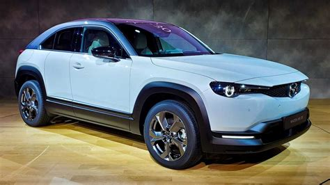Full Mazda MX-30 range revealed, priced from £25,545