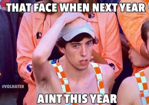 Tennessee Memes - the tennessee memes are hilarious after the 41 0 loss to georgia here are the best ones