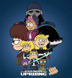 Loud House Star Wars
