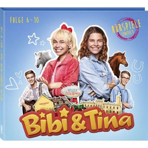 bibi tina hoerspiele zur serie staffel  episode