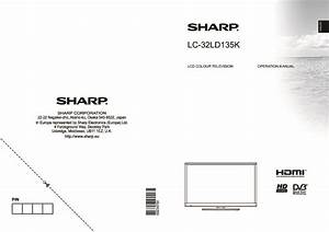 Sharp Lc  Operation