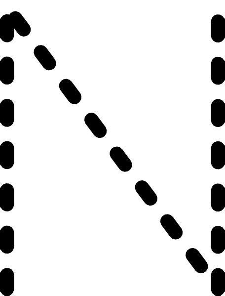 alphabet tracing letter  clip art   svg   vector
