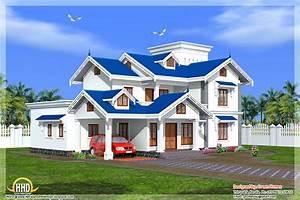 Beautiful 4 bedroom Kerala house