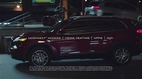 jeep cherokee ads 2015 jeep cherokee tv spot 39 band practice 39 ispot tv