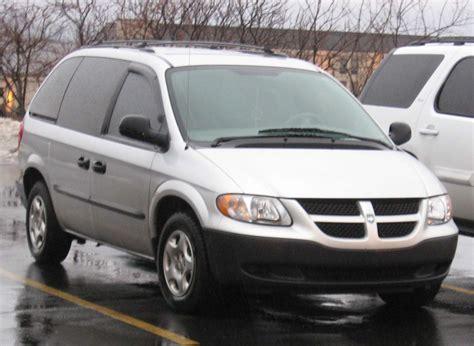 01 Dodge Caravan by File 01 05 Dodge Caravan Se Jpg