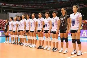 Thailand Volleyball Player News: How Much Do Volleyball ...