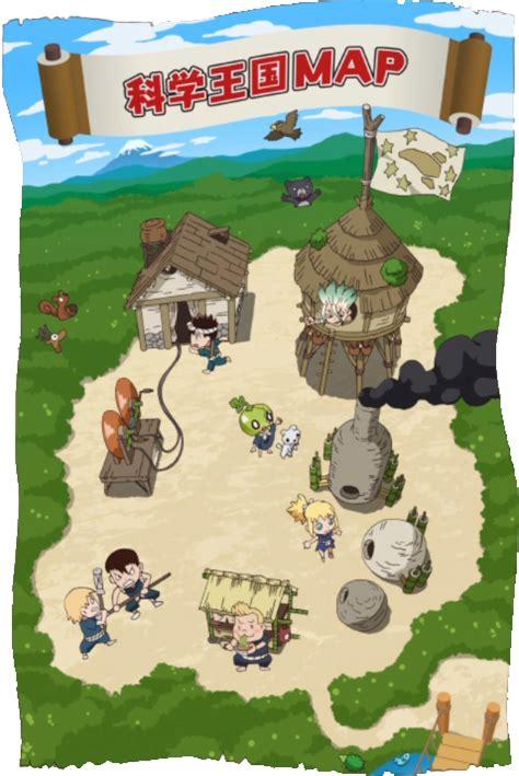 kingdom  science dr stone wiki fandom
