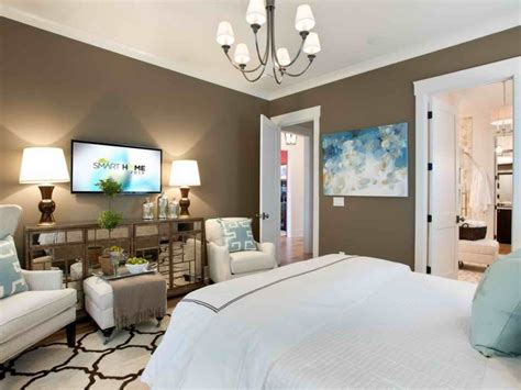 tv in the bedroom bedroom guest bedroom design with cozy white blanket also