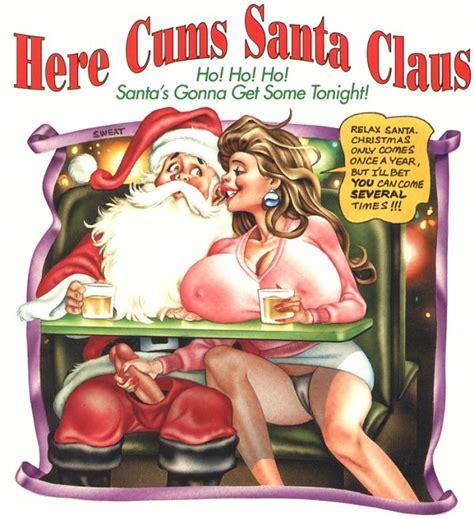 Rule 34 Christmas Otis Sweat Santa Claus Tagme 228549