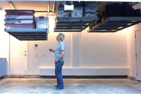 motorized shelving units home storage system