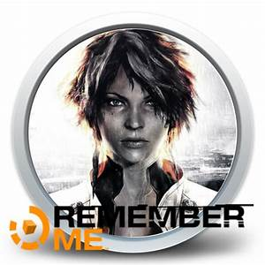 Remember Me Icon B by TheM4cGodfather on DeviantArt