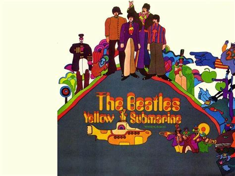yellow submarine wallpapers wallpaper cave