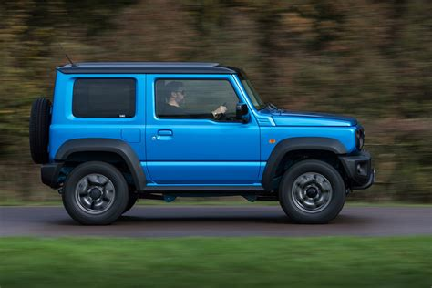 Review Suzuki Jimny by New Suzuki Jimny 2019 Review Parkers