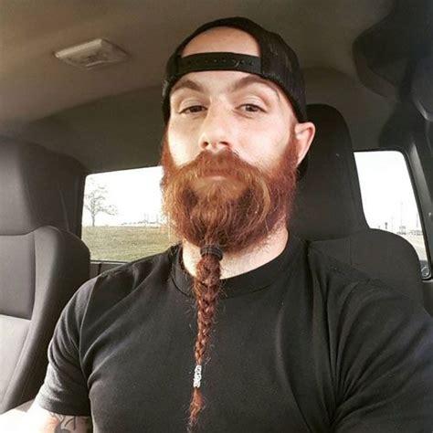 badass viking hairstyles  rugged men  guide