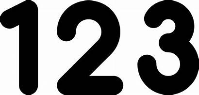 Numbers Svg Icon Onlinewebfonts
