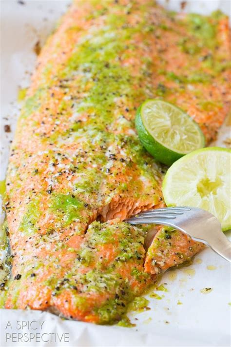 oven baked salmon 39 tart and tangy recipes that are going to blow your mind