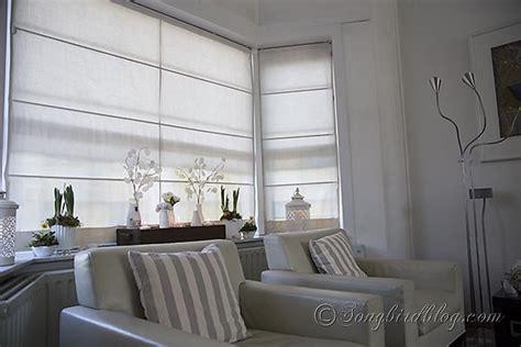 hometalk window treatment  bay windows double