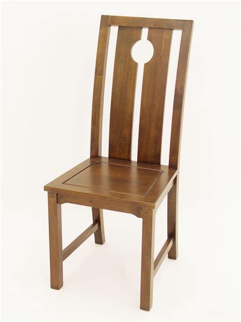 chaise en bois massif chaise bois massif chine table chaise évidence déco