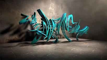 Graffiti Wallpapers 3d Backgrounds Desktop 1080p Abstract