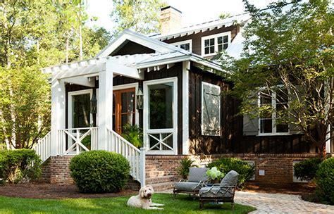 Southern Living Garage Plans by Farmdale Cottage Southern Living House Plans