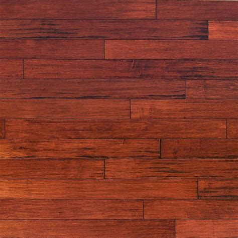wood flooring 1 heritage mill scraped vintage maple ginger 1 2 in thick x 5 in wide x random length engineered
