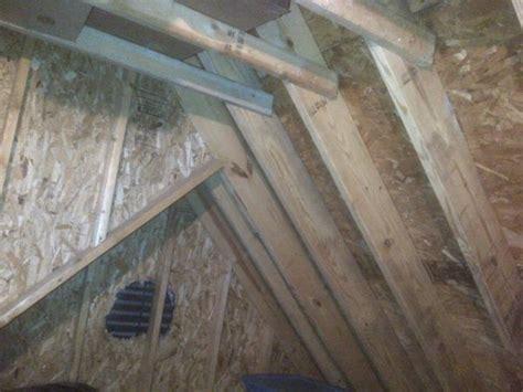 insulating attic options doityourselfcom community forums