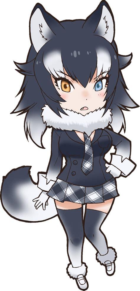 Gray Wolf/Nexon Game - Japari Library, the Kemono Friends Wiki