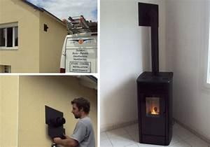 Poele A Granule Ventouse : radiateur rayonnant bruit ~ Premium-room.com Idées de Décoration