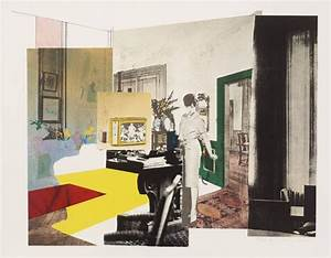 Richard Hamilton Artist Home | Richard Hamilton, 'Interior ...