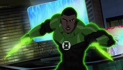 Stewart John Dc Animated Universe Film Lantern