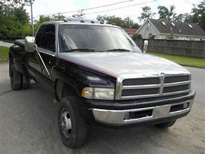 Purchase Used 1998 Dodge Ram 3500 4x4 Dually Manual Trans