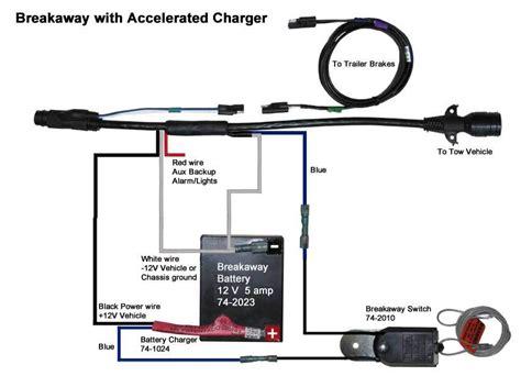 tekonsha voyager wiring diagram trailer wiring diagram