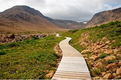 Tablelands Gros Morne Trail Parks Park Newfoundland