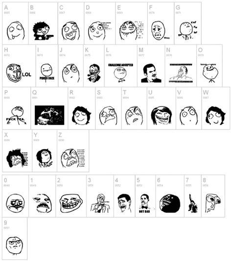 Meme Font Download - download fonte ttf memes tutorfree
